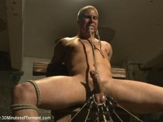 Straight stud takes clover clamps to the balls