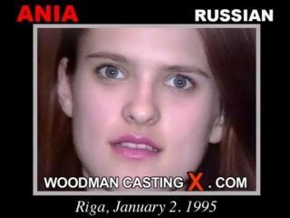 Ania casting