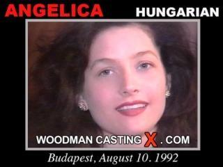 Angelica casting