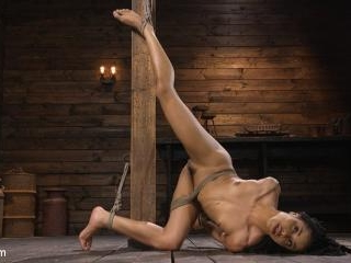 Kira Noir: Hard Bodied Goth Slut in Extreme Bondag