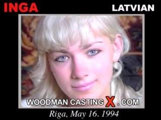 Inga casting