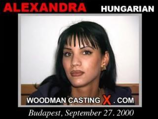 Alexandra casting