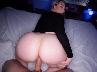 Huge Ass Harley Jade Is Back