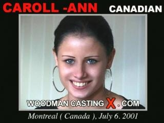 Caroll - Ann casting