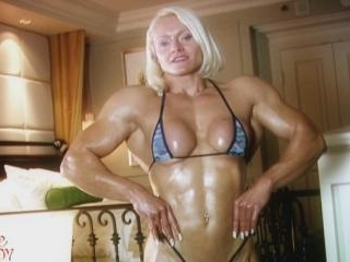 Female Hard Body - Brigita Brezovac