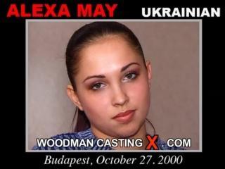 Alexa May casting