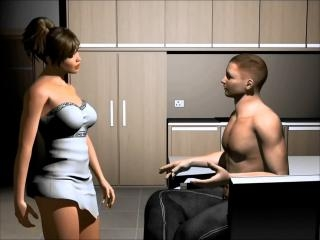 Girls Night Out - Fabulous 3D hentai porn videos