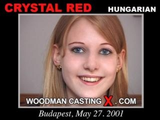 Crystal Red casting