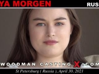 Maya Morgen casting