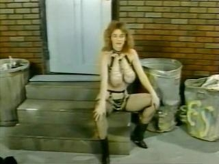 Becky Savage, Busty Belle, Candy Samples in vintag
