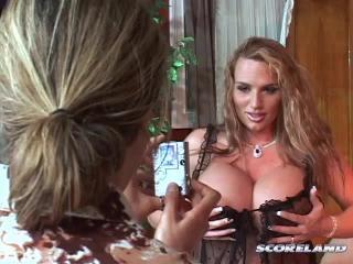 Lisa Lipps in Tit Attack