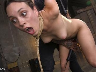 Jade Nile\'s Creamy, Tight Pussy Rope-Tied and Fuck