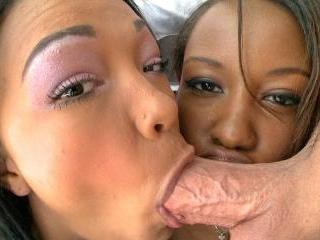 Black Hotties Harley Dean and Jezabel Vessir Love