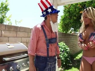 All American fucking