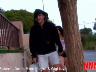 Porn video :   Gigi Love Nina Roberts Dunia Monten