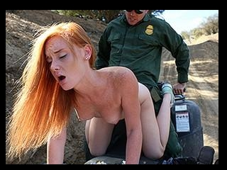 Border Patrol Sex - Alex Tanner 3