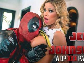 The Jerk with a Johnson: A DP XXX Parody
