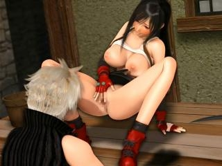 Pisstime With You Tifas Tale - Best 3D hentai porn