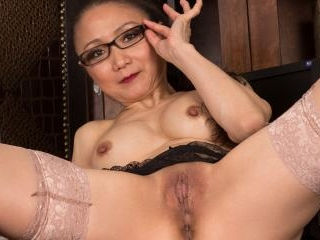 Sexy Old Lady