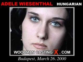 Adele Wiesenthal casting