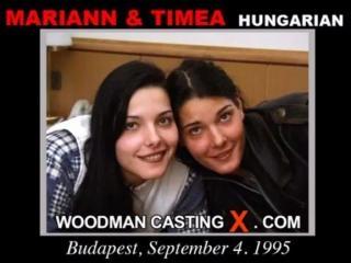 Mariann & Timea casting