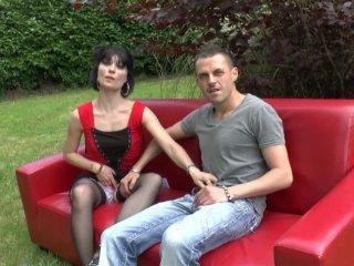 Mandie, ancienne amatrice porno, recherche des bon