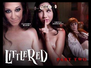 Little Red: A Lesbian Fairy Tale: Part Two