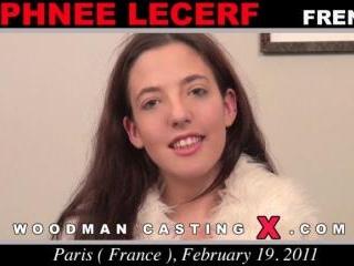 Daphnee Lecerf casting