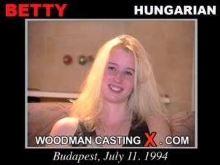 Betty casting