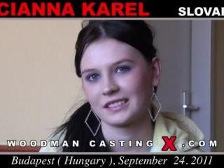 Lucianna Karel casting