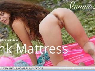 Pink Mattress