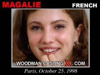 Magalie casting