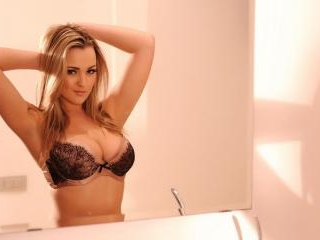 Jodie Gasson In the Tub