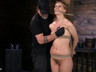 Brutal Predicament Bondage, Grueling Torment, and