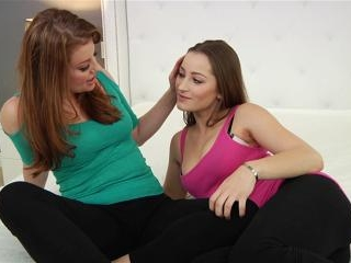 Dani Daniels and Sovereign Syre together in Girl C