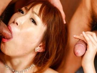 Nonoka Kaede enjoys strong dicks to slam her fanny