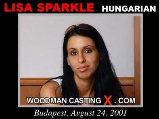 Lisa Sparkle casting