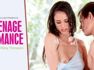 Tiffany Thompson in Teenage Romance