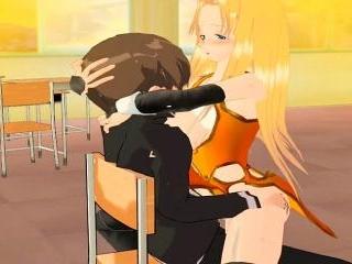 Miranda Senseis Assault Lesson - Best 3D hentai po