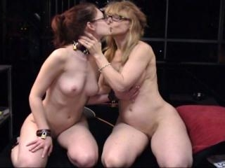Nina hartley and Justine Joli