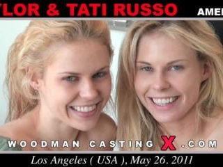 Taylor and Tati Russo casting