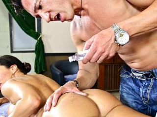 Massage with surprise