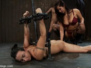 Wenona, Jessie Cox, and Isis Love Part 2 of 4 of t