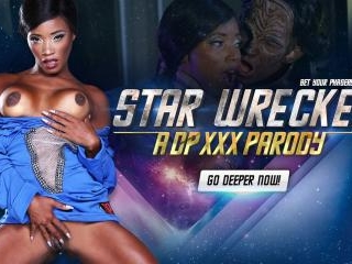 Star Wrecked: A DP XXX Parody
