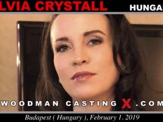 Sylvia Crystall casting