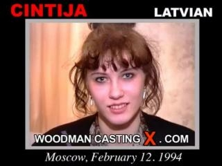 Cintija casting