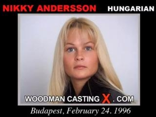 Nikky Andersson casting
