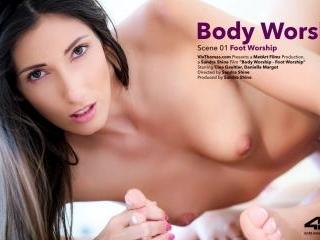 Body Worship Episode 1 - Foot Worship