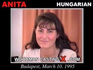 Anita Gyongy casting
