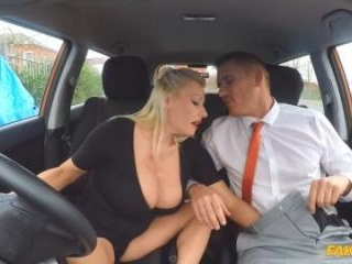 Huge Tits MILF Pass After Creampie